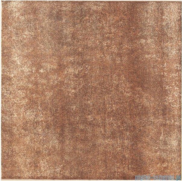 Kwadro Redo brown płytka podłogowa 30x30