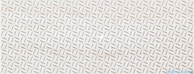 Pilch Natural 2 krem dekor ścienny 25x65