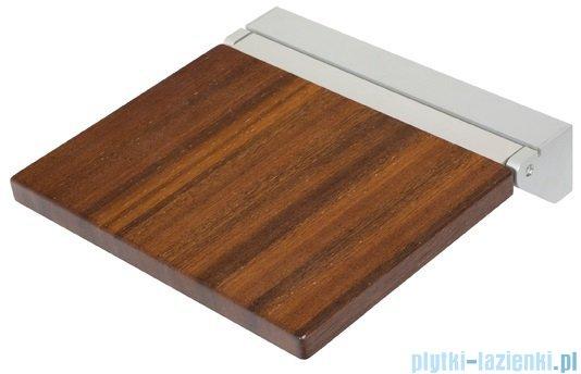 Sanplast Siedzisko 40x43 cm merbau 661-A0014-20