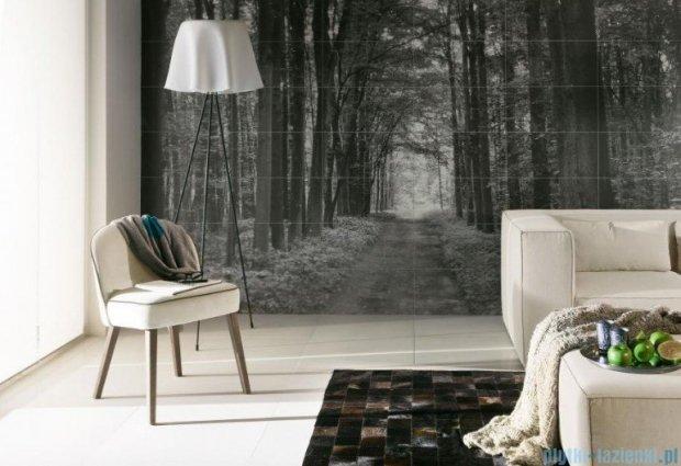 Tubądzin All in white/grey płytka podłogowa 59,8x59,8
