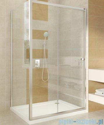 Omnires Bronx drzwi prysznicowe 120x185cm szkło przezroczyste S-2050 120