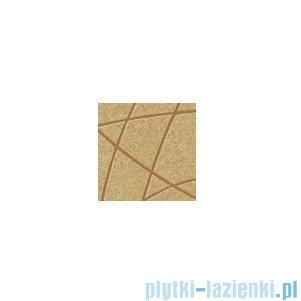 Paradyż Arkesia brown narożnik 9,8x9,8
