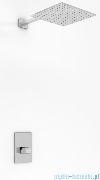 Kohlman Lexis zestaw prysznicowy chrom QW220LQ30