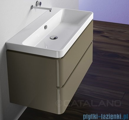Catalano Proiezioni 90 umywalka 90x48 biała 190PR4800