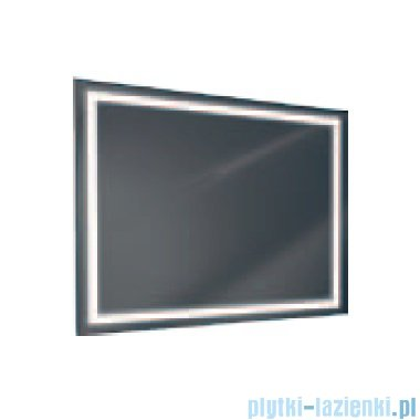 Antado lustro z ramka świetlna LED zimne 120x80cm L1-J4-LED2