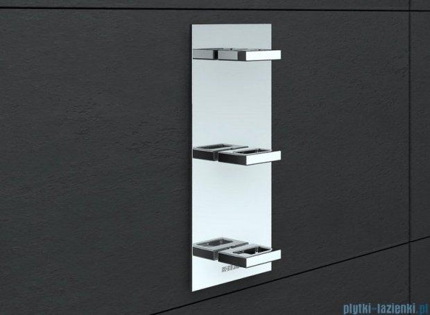 Kohlman Nexen Podtynkowa bateria wannowo-prysznicowa z dwoma wyjściami QW217U