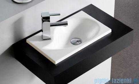 Bathco Aqua umywalka 42x25cm wpuszczana 0572