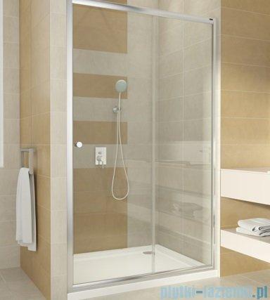 Omnires Bronx drzwi prysznicowe 110x185cm szkło przezroczyste S-2050110