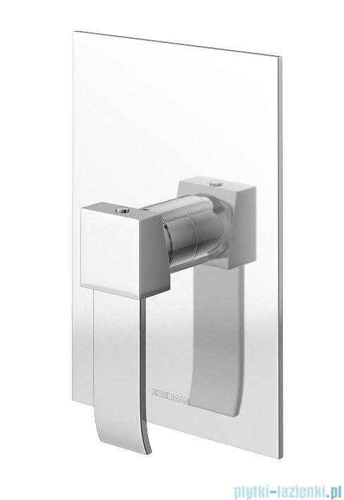 Kohlman Axis zestaw prysznicowy chrom QW220NSP2