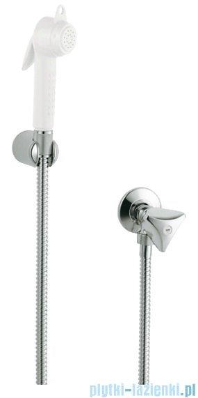 Grohe zestaw prysznicowy kolor: chrom/biały  27813IL0