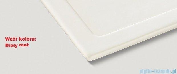 Blanco Axon II 6 S  Zlewozmywak ceramiczny komora prawa kolor: biały mat z kor. aut. i akcesoriami  516542