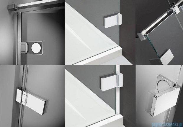 Radaway Arta Kds I kabina 90x90cm lewa szkło przejrzyste 386520-03-01L/386100-03-01L/386111-03-01