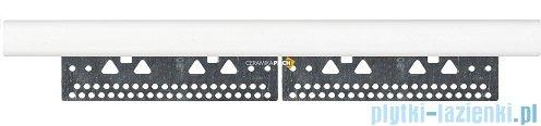 Pilch Cemento biały profil schodowy 4x59,6