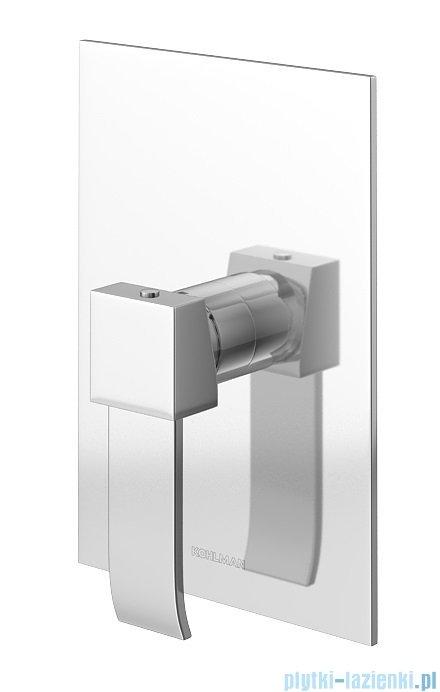 Kohlman Axis zestaw prysznicowy chrom QW220NR25