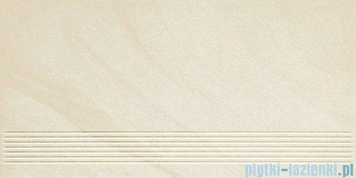 Paradyż Arkesia bianco satyna stopnica 29,8x59,8