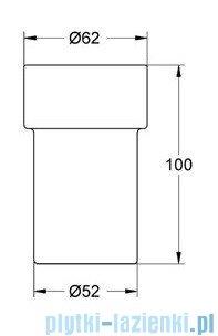 Grohe Szklanka szkło satynowe 40254000