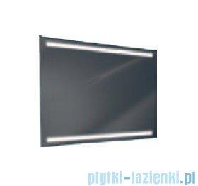 Antado lustro z paskiem świetlnym LED ciepłe 100x80cm L1-E2-LED3