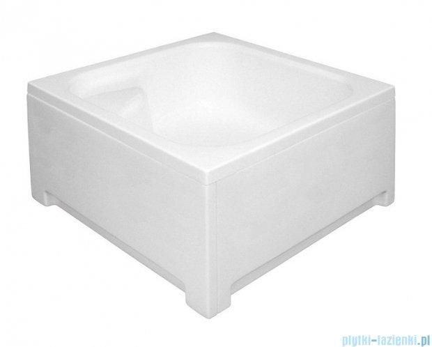 Polimat obudowa do brodzika kwadratowego 80x80x26 00103