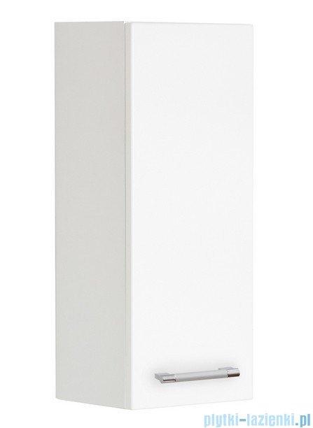Antado Prima Szafka wisząca 30x20x72 biały połysk BFM-118