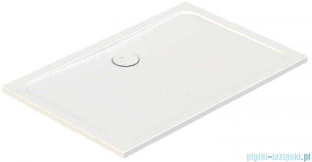 Sanplast Free Line brodzik prostokątny B/FREE 80x110x2,5 cm + stelaż 615-040-4380-01-000