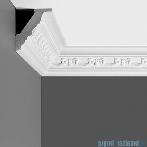 Dunin Wallstar listwa sufitowa z ornamentem 5,8x6x200cm COC-061