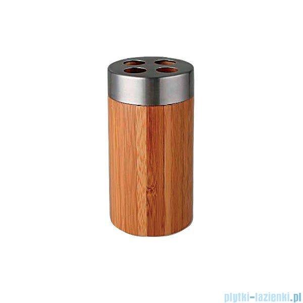 Ferro Kubek na szczoteczki bambusowy K16F