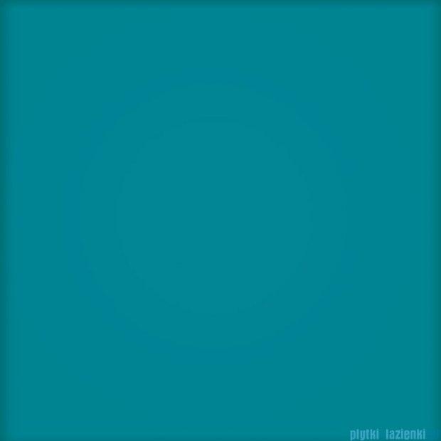 Tubądzin Pastel turkus mat płytka ścienna 20x20