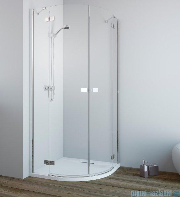 Radaway Fuenta New Pdd kabina 100x100cm szkło przejrzyste 384003-01-01L/384003-01-01R