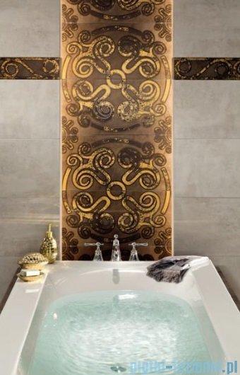 Tubądzin Palacio brown dekor ścienny 29,8x59,8