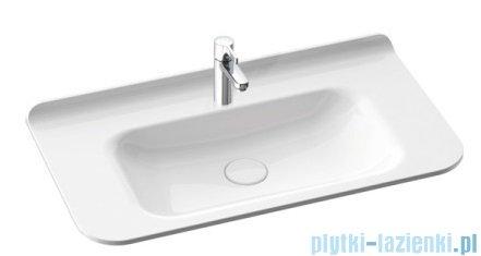 Marmorin Balta umywalka wpuszczana w blat bez przelewu 90x49 721090020010
