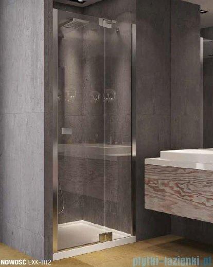 New Trendy Kamea drzwi prysznicowe 100cm prawe szkło przejrzyste EXK-1132
