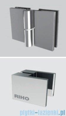 Riho Kabina prysznicowa Scandic Lift M201 80x80x200 cm LEWA GX0202201