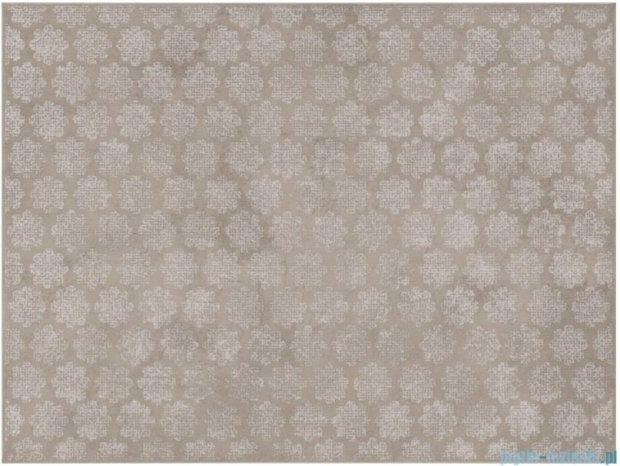 Kwadro Stacatto beige inserto koronka 25x33,3