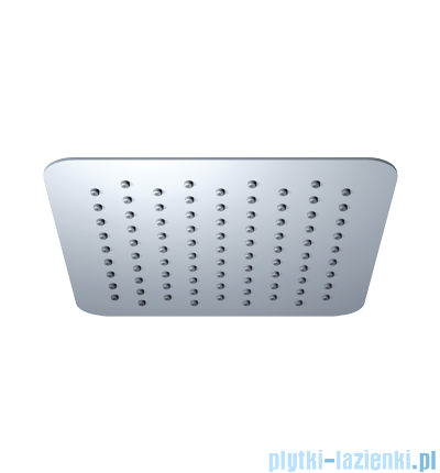 Omnires Ultra Slimline Air deszczownica 1-funkcyjna chrom WGUA220