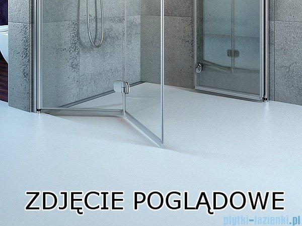 Radaway Arta Kdj I kabina 80x120cm prawa szkło przejrzyste 386081-03-01R/386024-03-01