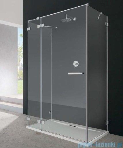 Radaway Euphoria KDJ+S Drzwi prysznicowe 80 lewe szkło przejrzyste 383021-01L