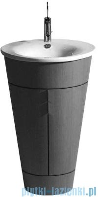 Duravit Starck 1 umywalka meblowa z przelewem z otworem na baterię 580 mm 040658 00 00