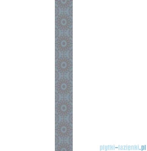 Paradyż Piumetta grys A listwa ścienna 7x59,5