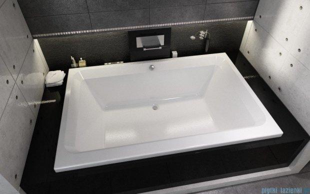 Riho Castello wanna prostokątna 180x120cm biała BB77