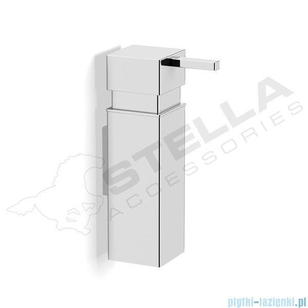 Stella Dozownik do mydła w płynie 0,15L kwadratowy 17006
