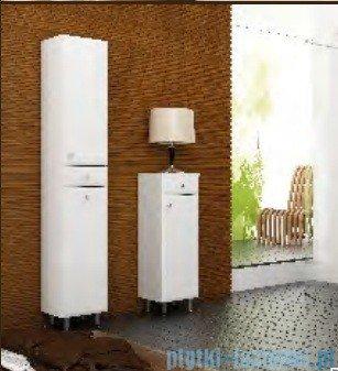 Aquaform Dallas szafka niska biały 0411-530101