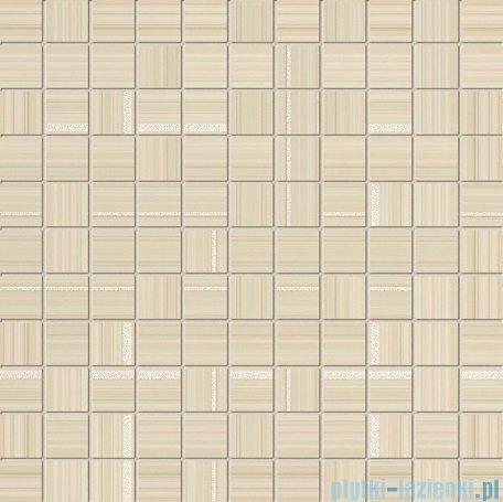 Tubądzin Helium latte mozaika ścienna 29,8x29,8