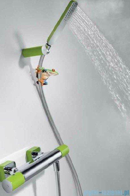 Tres Loft Colors Bateria termostatyczna natryskowa kolor zielony 200.164.09.VE