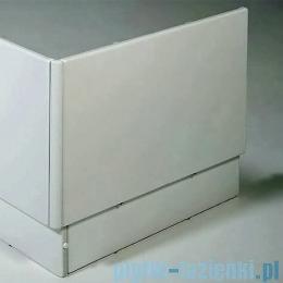 Roca Princess-N Panel boczny 75cm do wanny żeliwnej biały A250181000