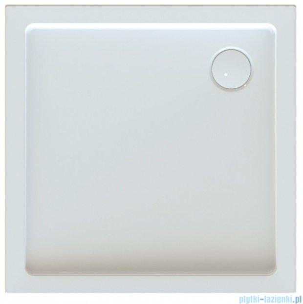 Sanplast Free Line brodzik kwadratowy zabudowany Bza/FREE 100x100x5cm biały 615-040-1140-01-000