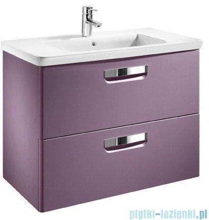 Roca Gap Zestaw łazienkowy 60cm umywalka+ szafka fiolet A855710577