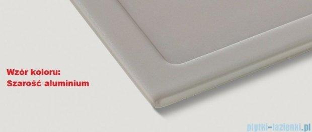 Blanco Idessa 45 S  Zlewozmywak ceramiczny prawy kolor: szarość aluminium bez kor. aut. 514496