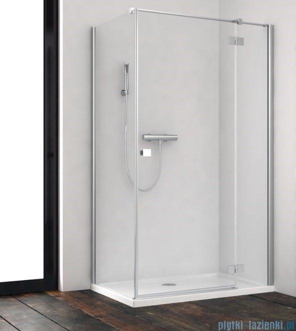Radaway Essenza New Kdj kabina 100x80cm prawa szkło przejrzyste 385040-01-01R/384051-01-01