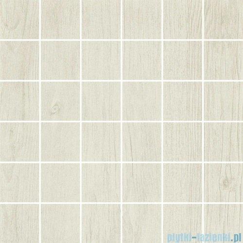 Paradyż Cortada bianco A mozaika 29,8x29,8