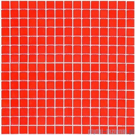 Dunin Q Series mozaika szklana 32x32 qm red